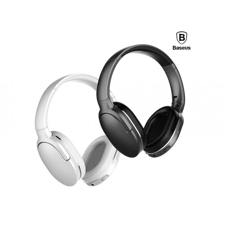Наушники Baseus Wireless Headphone D02 (NGD02-02) (Белый)