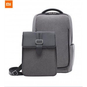 Рюкзак Xiaomi Fashion Commuting Waterproof Backpack (Серый)
