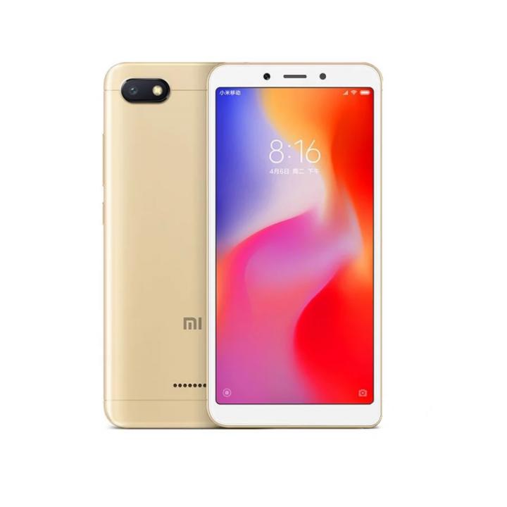 Xiaomi Redmi 6A 2/16Gb РОСТЕСТ (Золотой)