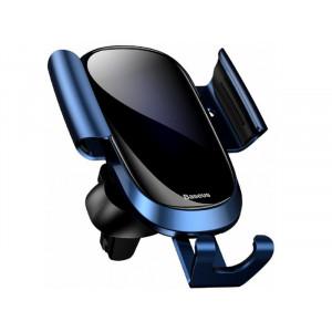 Автомобильный держатель Baseus Future Gravity (Синий) (SUYL-BWL03)