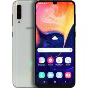 Samsung Galaxy A50 4/128Gb РОСТЕСТ (Белый)