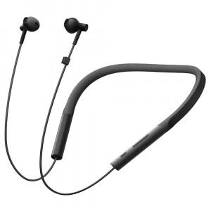 Беспроводные наушники Xiaomi Bluetooth Collar Headphones Youth Edition (черный)