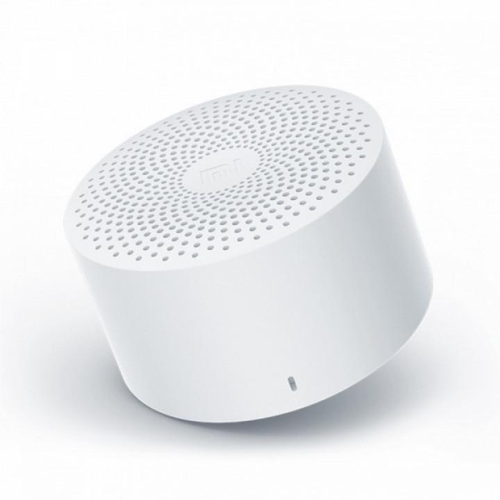 Портативная колонка Xiaomi Bluetooth Speaker Portable (MDZ-28-DE) (Белый)