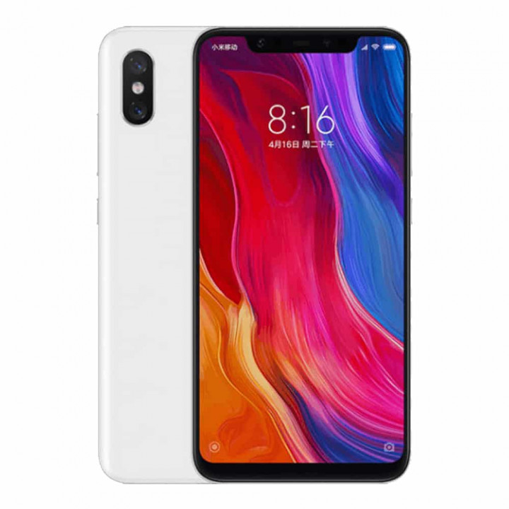 Xiaomi Mi8 6/64Gb Global Version (Белый)