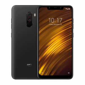 Xiaomi Pocophone F1 6/128Gb Global Version (Черный)