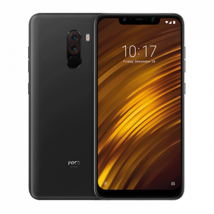 Xiaomi Pocophone F1 6/128Gb Global Version (Черный)
