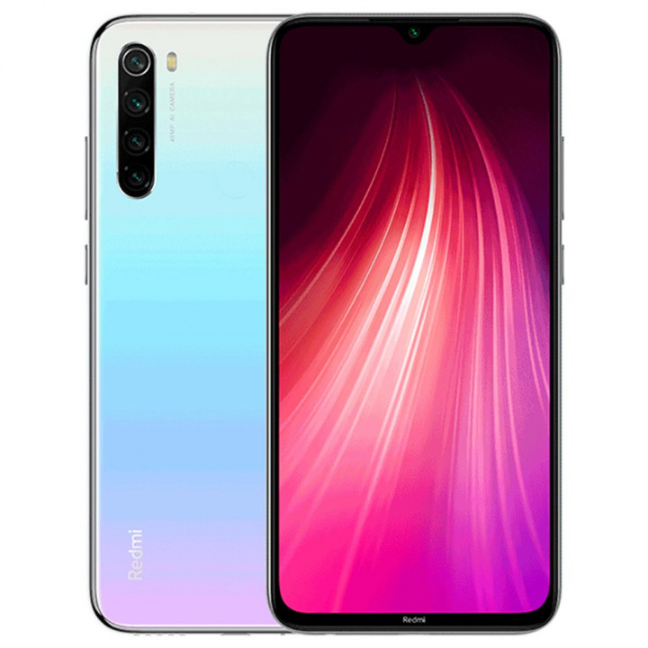 Xiaomi Redmi Note 8 3/32Gb Global Version (Белый)
