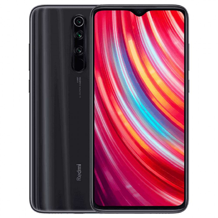 Xiaomi Redmi Note 8 Pro 6/128Gb Global Version (Черный)