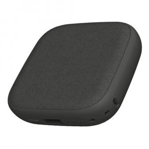 Внешний аккумулятор с беспроводной зарядкой Xiaomi Wireless Mobile Charging W5 10000mAh (Черный)