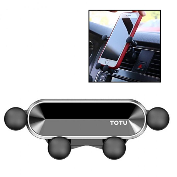 Автомобильный держатель TOTU Car Holder Keeper Series II (Черный) (DCTV-15)
