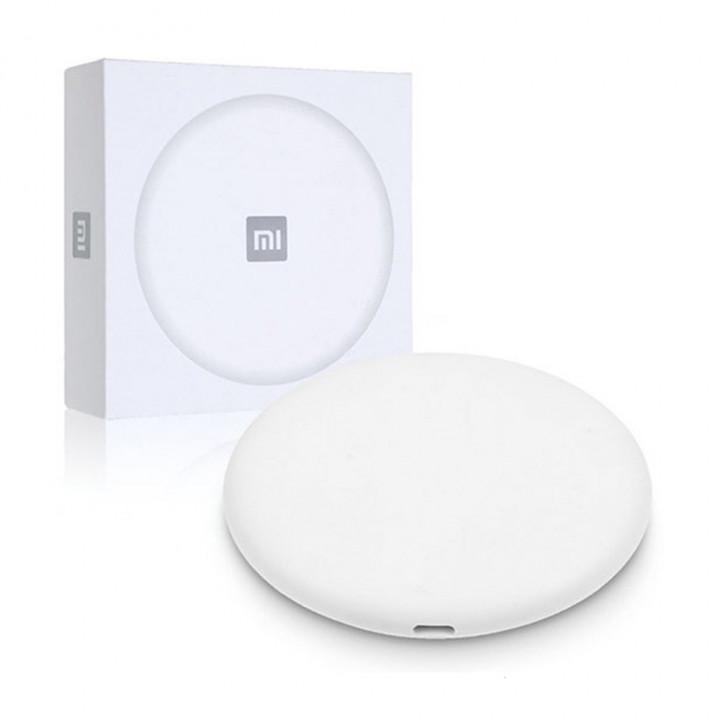 Беспроводное зарядное устройство Xiaomi Qi Wireless Charger (Без кабеля) (Белый)
