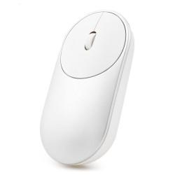 Беспроводная мышь Xiaomi Mi Portable (Серебристый)