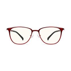 Компьютерные очки Xiaomi Turok Steinhardt Computer Glasses (красный)