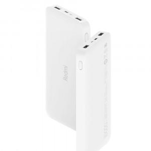 Внешний аккумулятор Xiaomi Redmi Power Bank (10000mAh) (Белый)