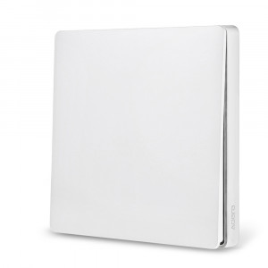 Беспроводной выключатель Xiaomi Aqara Wall Wireless Switch Single D1 (WXKG03LM) (Белый) (Без коробки)