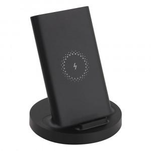 Беспроводное зарядное устройство Xiaomi Mi Vertical Wireless Charger 20W (WPC02ZM) (Черный)
