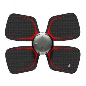 Массажер для тела с электрическо-импульсной стимуляцией нервов и мышц Xiaomi LeFan Magic Sticker (LF-H105) (черный)