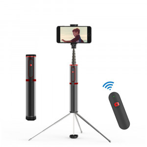 Монопод трипод Baseus Selfie Stick Fully Folding Selfie Stick (Красный) (SUDYZP-D19)