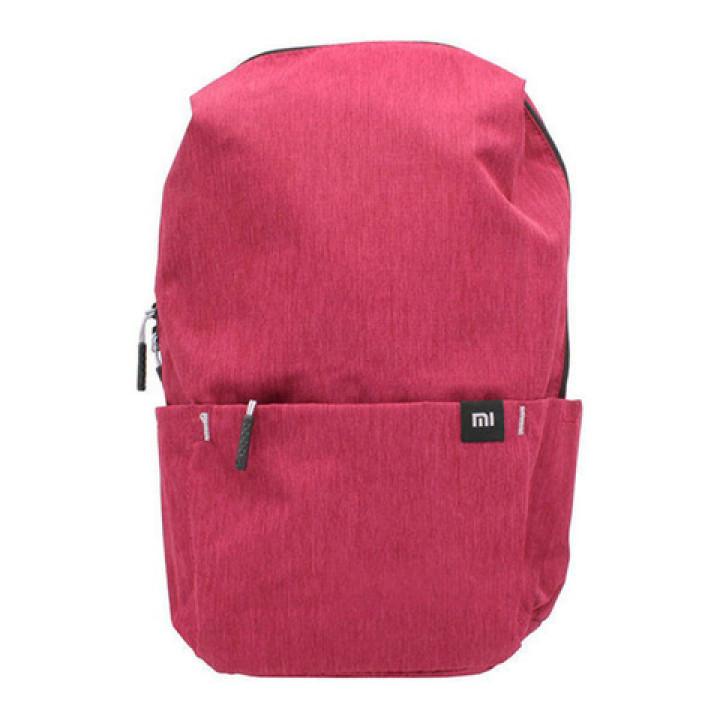 Рюкзак Xiaomi Mi Colorful Small Backpack (Темно-красный)