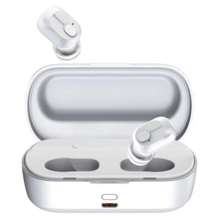 Беспроводные наушники Baseus Encok True Wireless Earphone W01 (NGW01-02) (Белый)