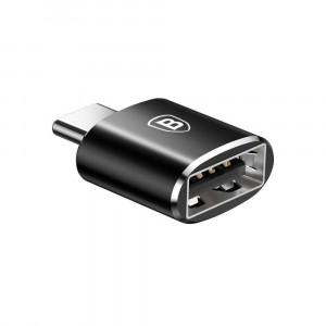 Адаптер Baseus Mini USB female to Type-C male adapter converter (PB1190Z)