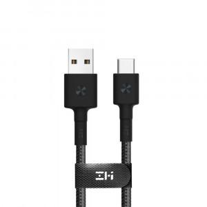 Кабель ZMI Magnet USB Type-C Cable (30см) (Черный) (AL411)