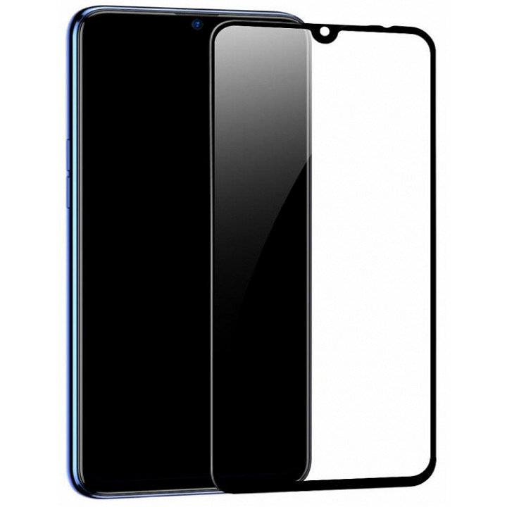Защитное стекло Xiaomi Mi 9SE (Черное)