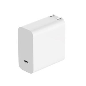 Зарядное устройство 65W для ноутбуков Xiaomi USB - C (CDQ07ZM) (Белый)