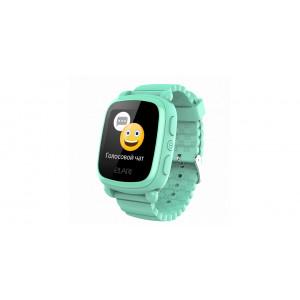 Детские часы с GPS Elari KidPhone 2 (Зеленый)
