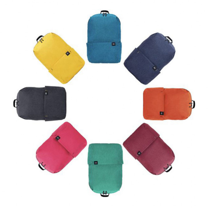 Рюкзак Xiaomi Mi Colorful Small Backpack (Розовый)
