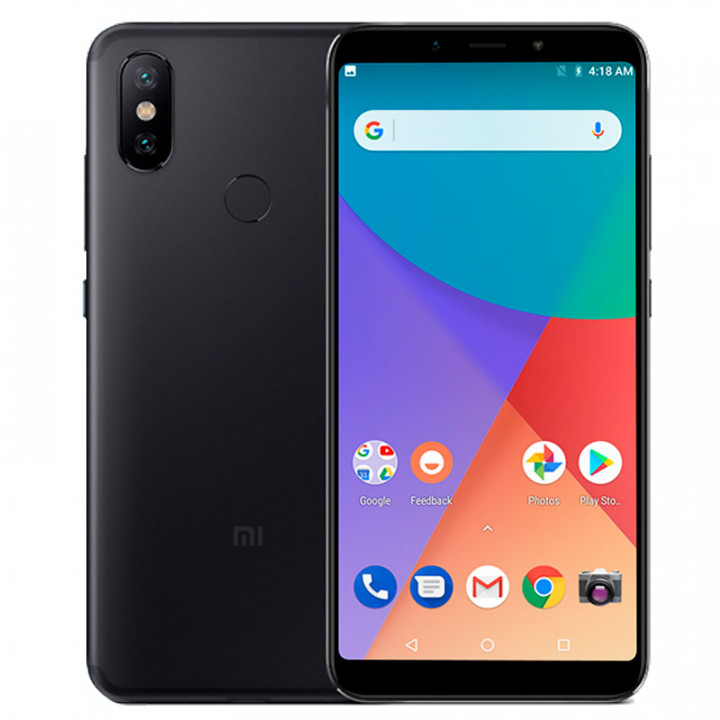 Xiaomi Mi A2 4/32Gb Global Version (Черный)