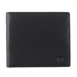 Кожаный кошелек Xiaomi (черный)