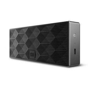 Колонка Xiaomi Square Box Bluetooth Speaker (черный)