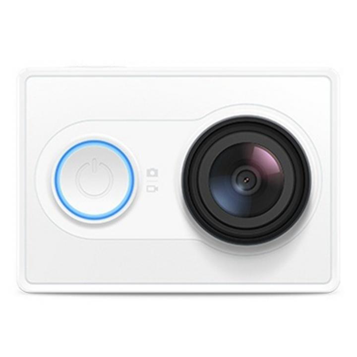 Экшн-камера Xiaomi Yi Action Camera Basic Edition (белый)