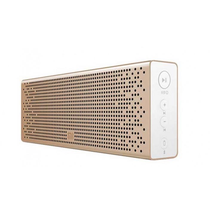 Колонка Xiaomi Bluetooth Speaker (золотая)