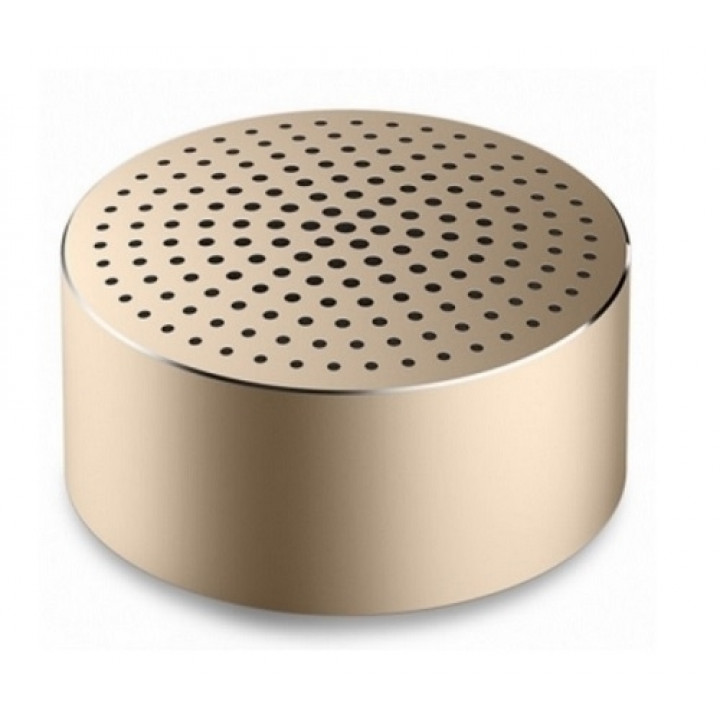 Колонка Xiaomi Mini Speaker (золотой)