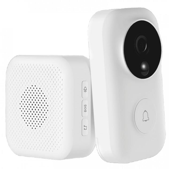 Умный дверной видео-звонок Xiaomi Smart Video Doorbell c динамиком (FJ01MLTZ)