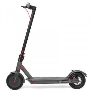 Электросамокат Xiaomi Mi Electric Scooter 1S (Черный)