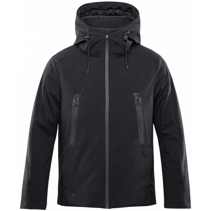 Куртка с подогревом Xiaomi Ninetygo 90Points GOFUN (Черная) (XL)
