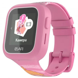 Детские часы с GPS Elari FixiTime Lite (Розовый)