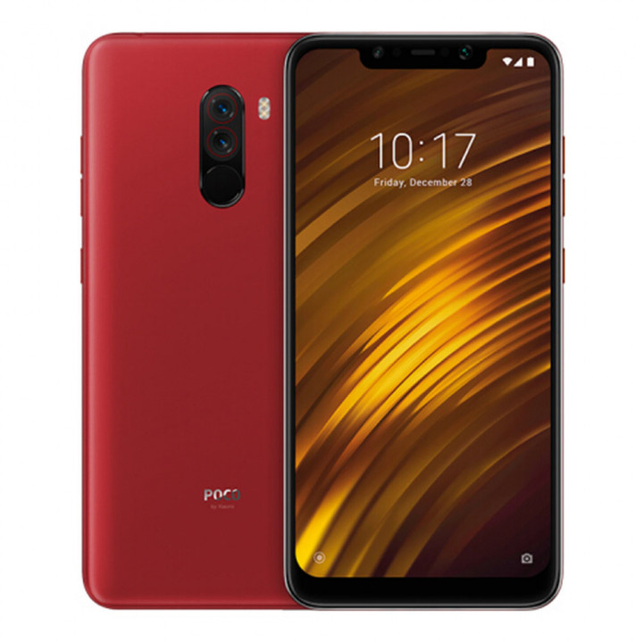 Xiaomi Pocophone F1 6/128Gb Global Version (Красный)