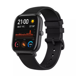 Умные часы Xiaomi Amazfit GTS Smart Watch (Global Version) (Черный) (A1914)