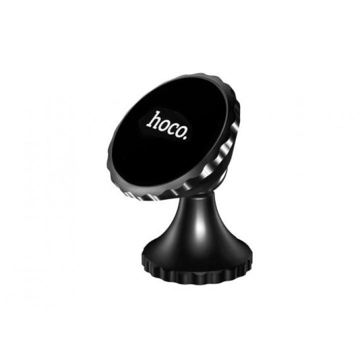 Автомобильный магнитный держатель Hoco CA9 (Черный)
