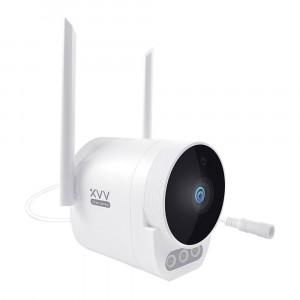 Уличная IP камера Xiaomi Xiaovv Outdoor Camera Pro (Белый) (XVV-6120G-B10)