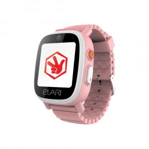 Детские часы с GPS Elari Fixitime 3 (Розовые)