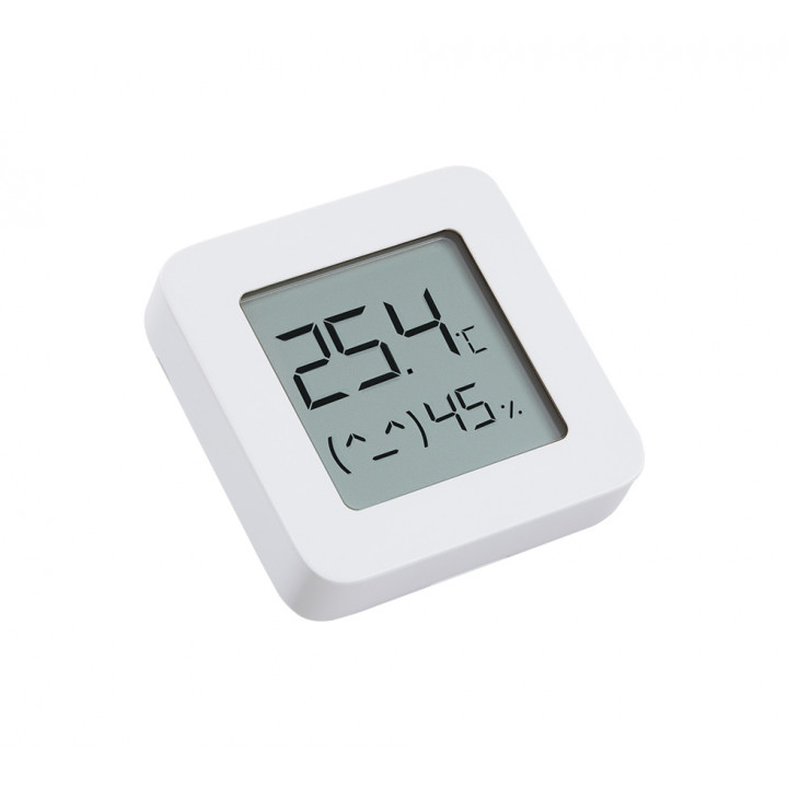 Датчик температуры и влажности Xiaomi MiJia Mi Home Bluetooth Hygrothermograph 2 (LYWSD03MMC)