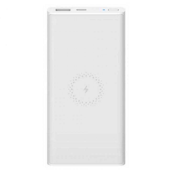 Внешний аккумулятор Xiaomi Mi Wireless Power Bank Essential (RU) (10000mAh) (белый)