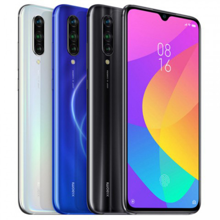 Xiaomi Mi 9 Lite 6/128Gb Global Version (Белый)