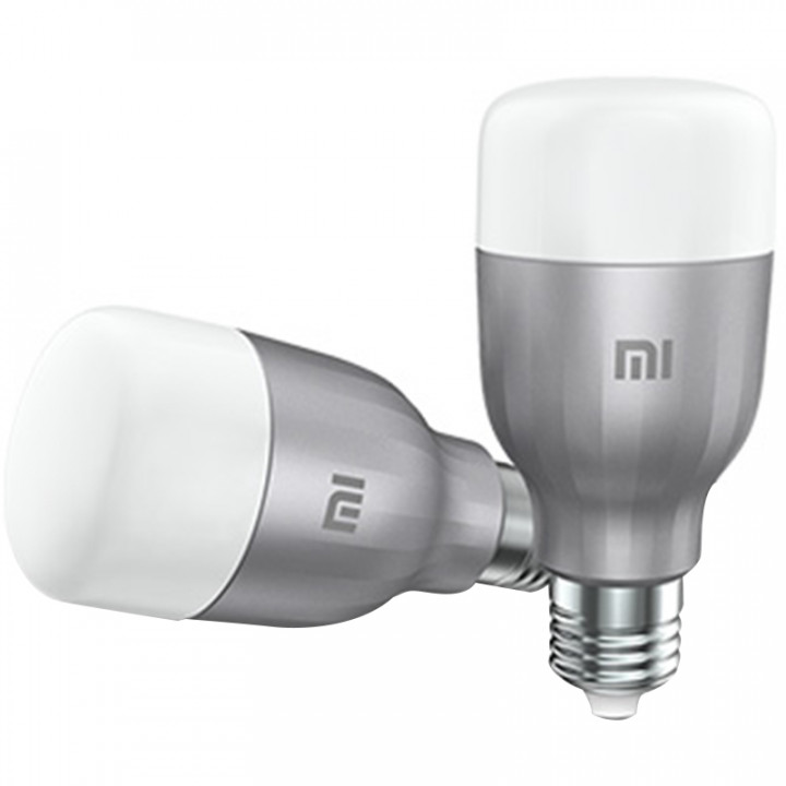 Умная Wi-Fi лампочка Xiaomi LED Smart Bulb (MJDP02YL) (Цветная)
