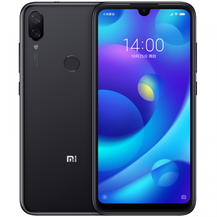 Xiaomi Mi Play 4/64Gb Global Version (Черный)